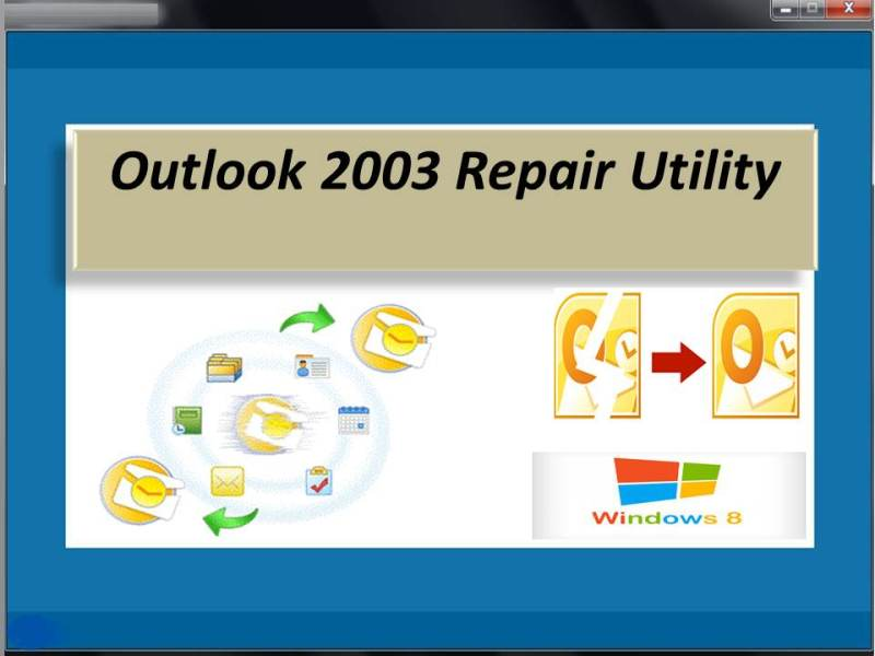 Competent tool to repair Outlook PST files